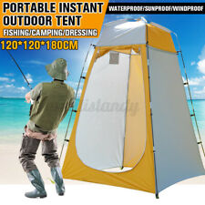 Outdoor Camping Shower Tent Changing Privacy Portable Toilet Bath Tents Roo