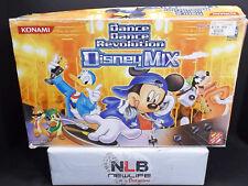 Dance Dance Revolution Disney Mix Pad Plug N Play NO GAME