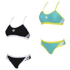 3 Farben Arena Lodile Swim Short Damen Badehose Bikini Unterteil Hotpant schwarz