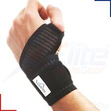 VULKAN One Size AE Elastic Wrist Support - Black