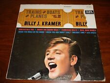 Billy J. Kramer Trains and Boats and Planes 1965 Stereo LP