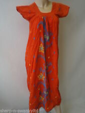 Unbranded Casual Dresses for Women with Embroidered
