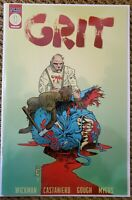 GRIT 1 ARTYOM TRAKHANOV VARIANT SCOUT COMICS LIMITED 500 NM+
