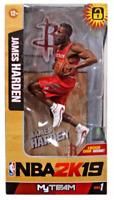 NBA 2K19 James Harden Action Figure