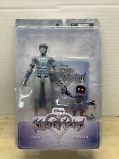 Tron & Soldier Kingdom Hearts Toy Set - Disney Diamond Select Figure - Rare