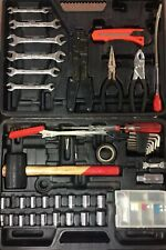Skill Craft Tool Box W/ Sockets and Wrenches