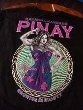 Vintage 1996 90s Filipino Strength T Shirt Size Medium