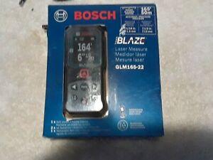 2021 Model Bosch GLM165-22 BLAZE 165' Laser Distance Measure Brand New In Box