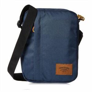 Timberland Crofton Print Crossbody Bag Shoulder bag Navy