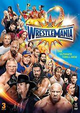 PRE ORDER: WWE: WRESTLEMANIA 33 - DVD - Region 1