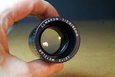 Leitz Wetzlar Elmaron f2.8 85mm, adaptiert für Sony oder Canon, Bokeh lens