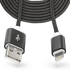 3m Lightning auf USB Kabel Laden Ladekabel für Apple iPhone X 8 7 6 S Plus SE 5