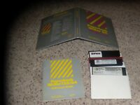 Paperback Writer 64 for the Commodore 64 with guide and case