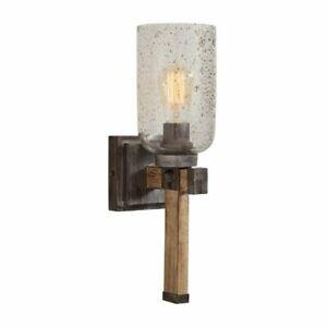 Capital Lighting 634911UW-482 Nolan - 1 Light Wall Sconce  Urban Wash Finish