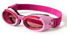 Doggles ILS Pink/Hot Pink XS Goggles Eye Protection for Dogs