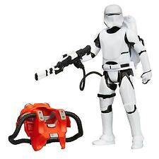 """Star Wars The Force Awakens 3.75"""" Space Mission Armor First Order Flametrooper"""