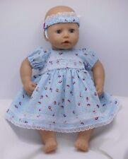 Chou Chou Annabell Poupées robe pour 18 in Robe bandeau et culotte baby doll environ 45.72 cm