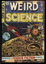 Weird science  #11 pre-code golden age sci-fi EC Comic 1952, FR
