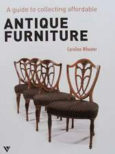 BOEK/LIVRE : GUIDE COLLECTING ANTIQUE FURNITURE (gids antieke meubels,meuble