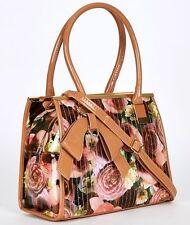 Unbranded Zip Floral Weekend Bags