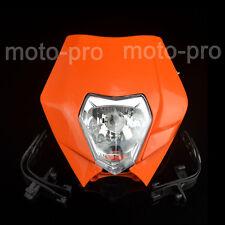 Headlights Headlamp Streetfighter for KTM EXC SX XC XCW XCF Freeride Enduro Orag