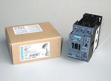 Siemens Sirius Contactor 32 FLA, 20 HP 3 Pole 24 VDC, NO & NC Aux. 3RT2027-1BB40