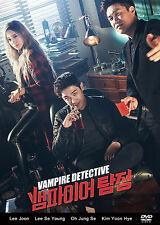 Vampire Detective Korean Drama (3DVDs) Excellent English & Quality!