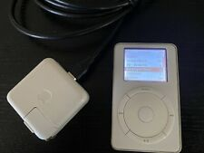 Apple iPod 2nd Generation, 20GB, Model A1019, Click Wheel, Tested and Working!