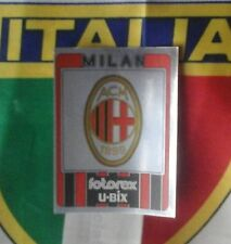 Album Calciatori 1986 1987 scudetto MILAN NEW
