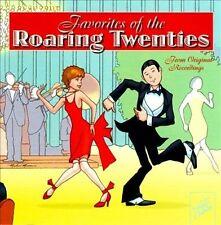 Favorites of the Roaring Twenties by Various Artists (CD, 1998, 2 Discs, CD List