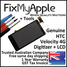 HTC Velocity 4G OEM Glass Touch Screen LCD Digitizer Assembly Replacement Tools