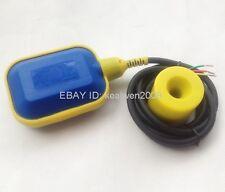 Float Switch Liquid Fluid Water Level Controller Sensor 4m 0-80C 8-15A 250-380V