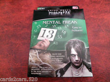Criss Angel Mind Freak Mental Freak Magic Trick Real Easy To Perform Ages 8+ NEW