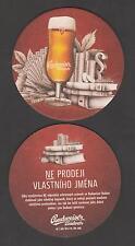 """BD , Tschechien , Budweiser , Budvar """" Bierglas """""""