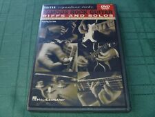 FAMOUS ROCK GUITAR Riffs And Solos 2002 DVD