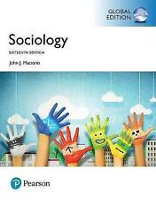 NEW - FAST to AUS - Sociology by John Macionis (16 Ed)