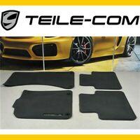 -25% NEU+OR.Porsche 95B Macan Fussmatten Velours/4 Teile/Schwarz/Floor mat black