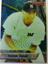 Bowman Rookie Derek Jeter Baseball Cards For Sale Ebay
