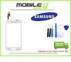 VITRE TACTILE pour SAMSUNG GALAXY ACE 2 et i8160 Blanc avec adhésif + outils