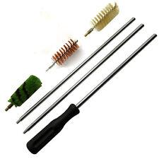 12 Guage Universal Rifle/Shotgun Cleaning Kit Hunting Gun Brush Maintenance Tool