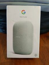 Google - Nest Audio - Smart Speaker - Sage