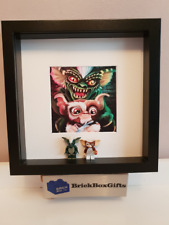 Gremlins Gizmo Stripe 3D minifigure movie film frame