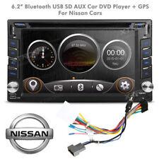 Autorradios 2 DIN para Nissan