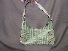 Nine West Purse Hand Bag Shoulder Bag Green