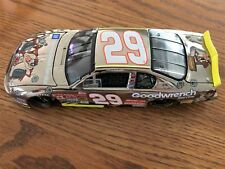 2002 Kevin Harvick GM Goodwrench Looney Tunes Rematch Platinum 1:24 Diecast