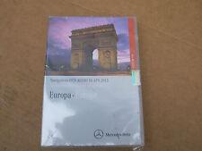 Mercedes Navigations DVD AUDIO 50 APS 2013 Europa A2128278359