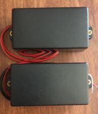 NEW-EMG Type Active Humbucker Pickups Neck&Bridge