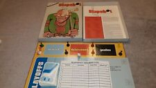 Slapshot Avalon Hill 1982 Complete in Great Condition pre-owned