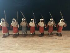 Britains: Arab Infantry. Post War c1950s
