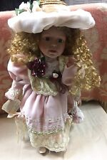 Vintage Doll Heirloom Duck House Collectible Pre-owned 0469/5000 Pre-owned